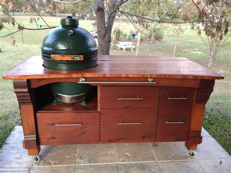 Big-Green-Egg-Table-Plans-Large-With-Drawers