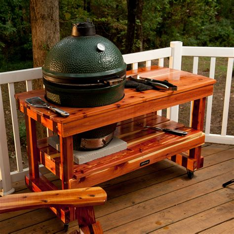 Big-Green-Egg-Table-Plans-With-Cooler