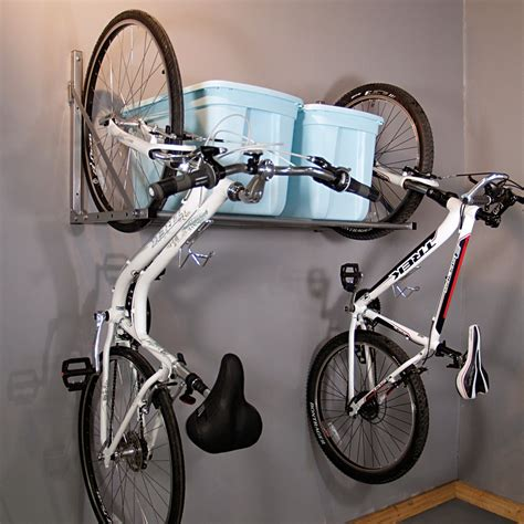 Bike Rack For Garage Diy Storage