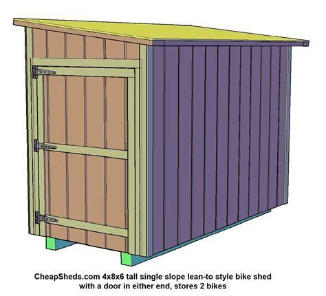 Bike-Barn-Plans