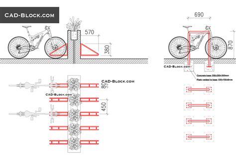 Bike-Rack-Cad-Plans