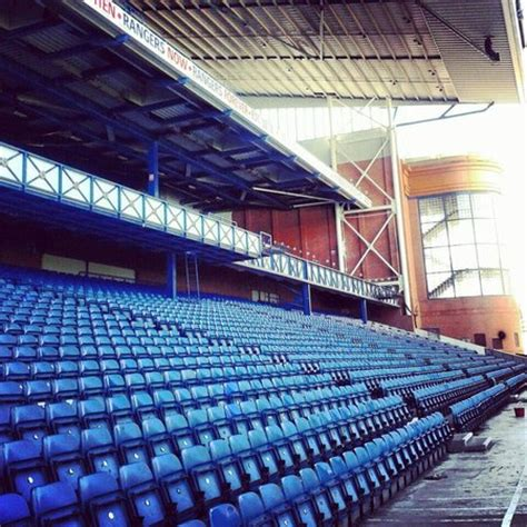 Bill Struth Main Stand Seating Plan