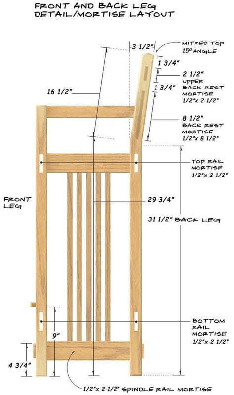 Billiard-Chair-Plans