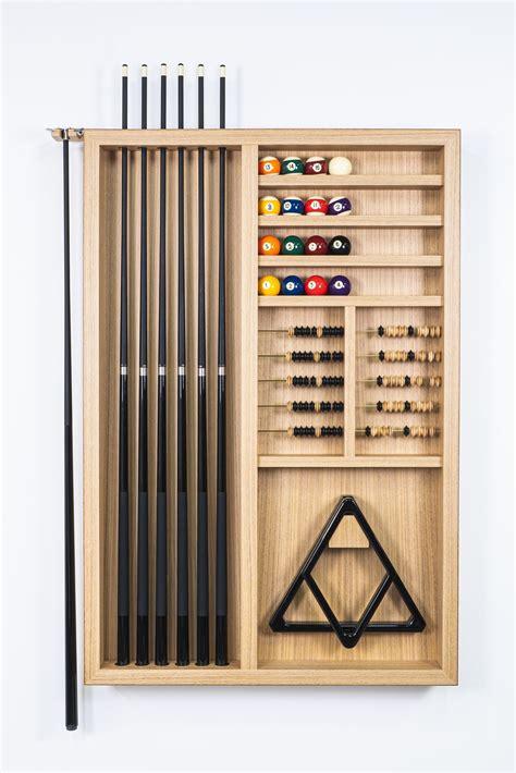 Billiards-Storage-Rack-Plans