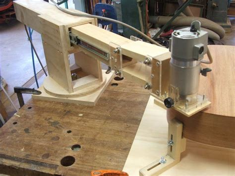 Binding Router Jig Plans