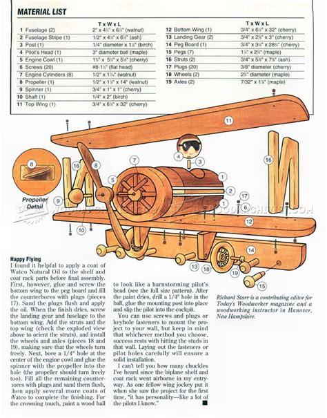 Biplane-Shelf-Plans