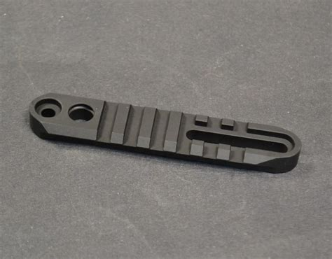 Bipod Rail Installation Atlas Bipod Adapter And Lone Wolf Pistol Parts For Glock For Sale Ebay