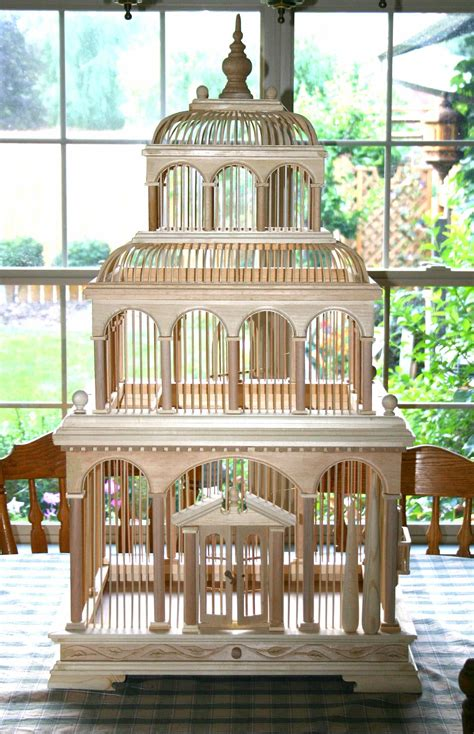 Bird Cage Woodworking Plans