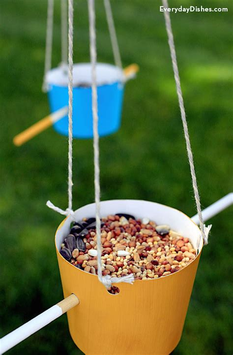 Bird Feeder Diy With Kids