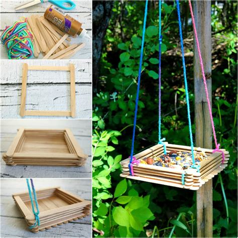 Bird Feeder Projects