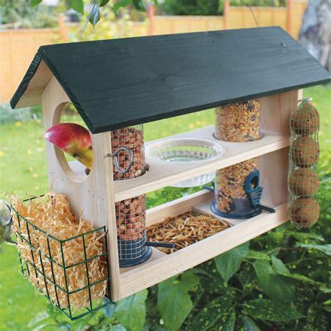 Bird-Feeder-Station-Plans