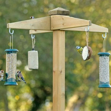 Bird-Feeder-Stations-Plans