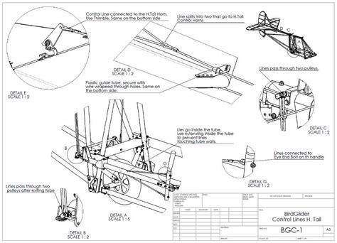 Bird-Glider-Plans