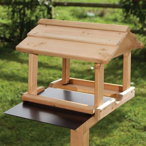 Bird-Table-Construction-Plans