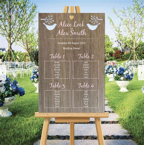 Bird-Themed-Wedding-Table-Plan