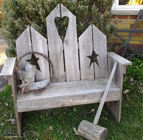 Birdhouse Bench Planter