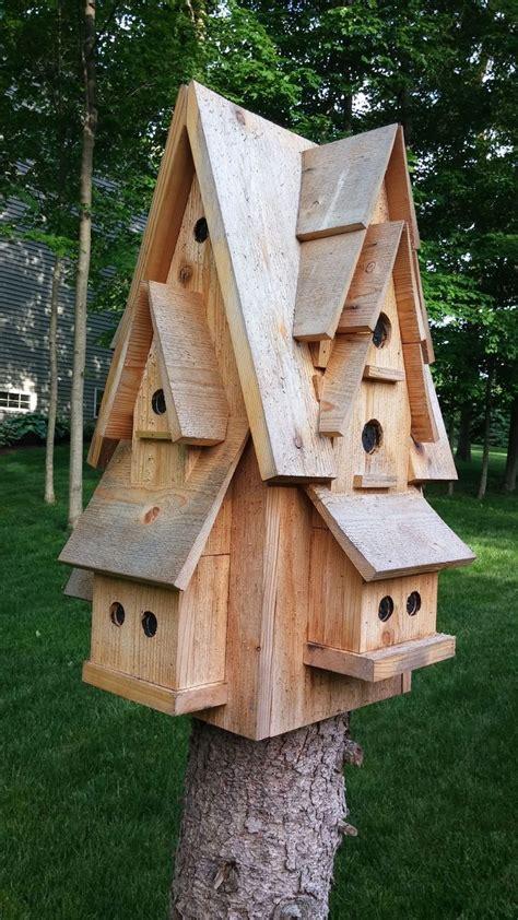 Birdhouse-Condo-Plans-Free