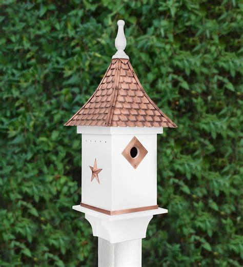 Birdhouse-Copper-Roof-Plans