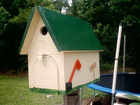 Birdhouse-Mailbox-Plans