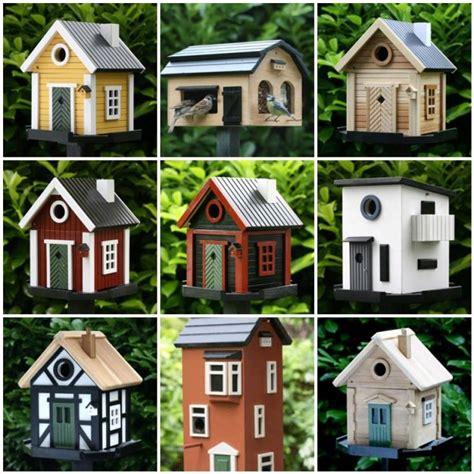 Birdhouse-Village-Plans