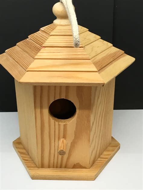Birdhouse-Wood-Projects