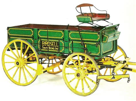 Birdsell Farm Wagon Plans