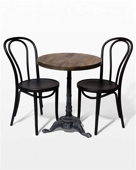 Bistro Table And Chair Plans