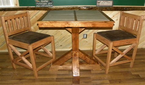 Bistro-Table-Plans