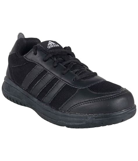 Black Adidas Sneakers For Kids