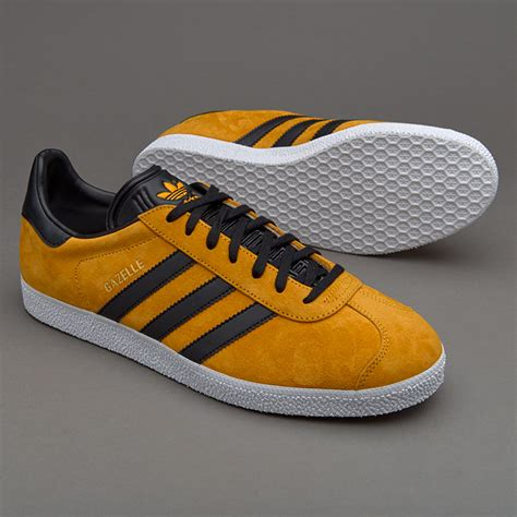 Black Adidas Sneakers With Gold