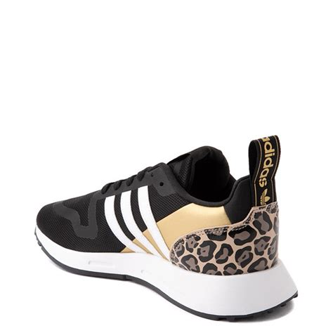 Black And Gold Adidas Womens Sneakers