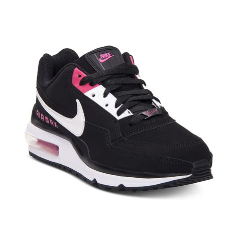 Black And Pink Sneakers Nike