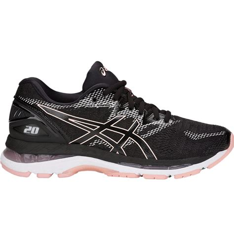 Black Asics Sneakers For Women