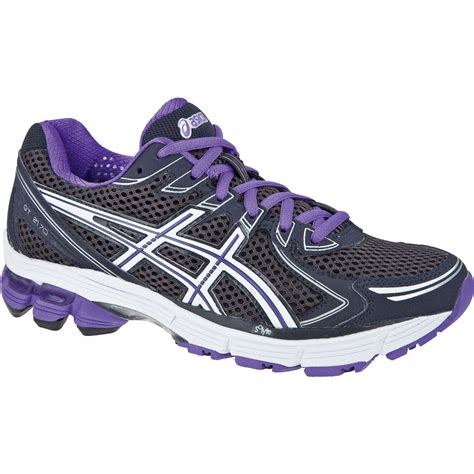 Black Asics Womens Sneakers Gt-2170