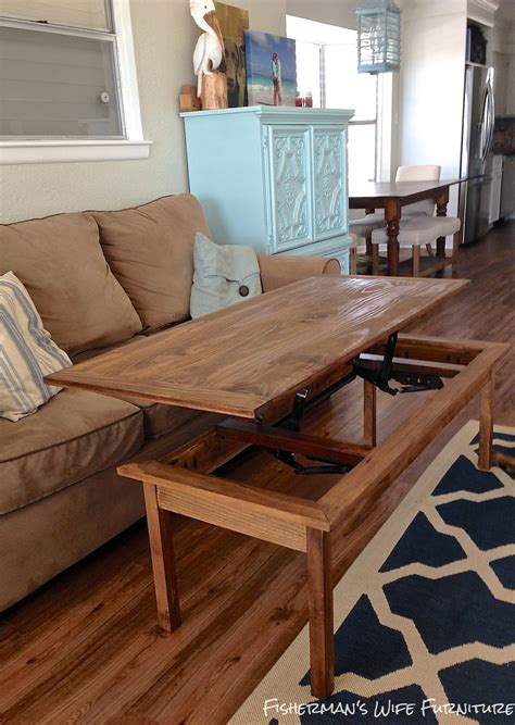 Black Coffee Table Diy
