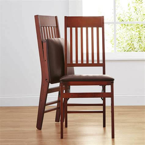 Black Folding Dining Chairs
