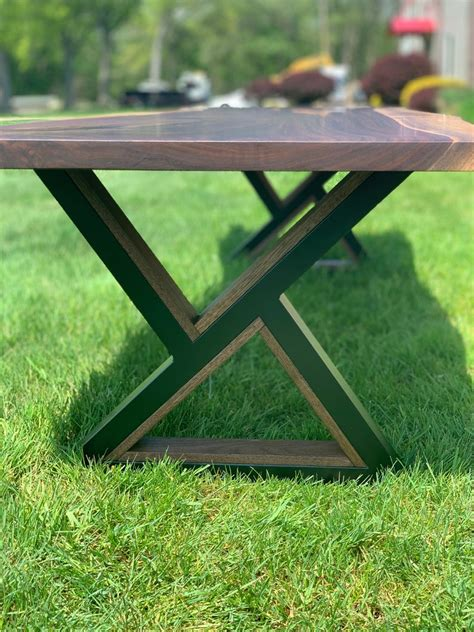 Black Iron Table Leg Designs