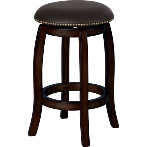 Black Leather And Wood Bar Stools Plans