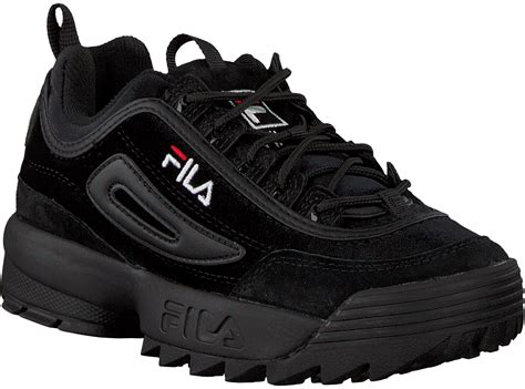 Black Sneakers Fila