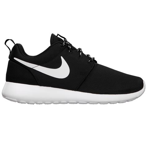 Black Sneakers Nike Roshe Women