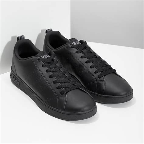 Black Sole Black Adidas Sneakers