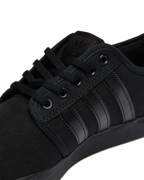 Black Womens Adidas Sneakers