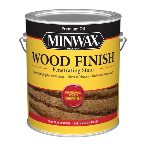 Black Wood Stain Lowes
