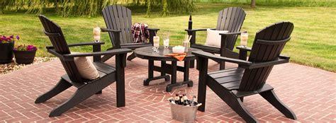 Black-Adirondack-Chairs-Polywood