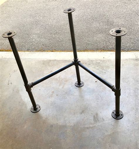 Black-Iorn-Pipe-Table-Bases-Plans
