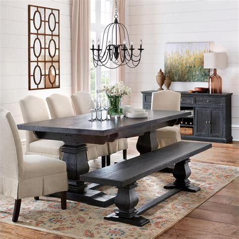 Black-Table-Farmhouse-Table