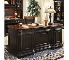 Best Black executive desk