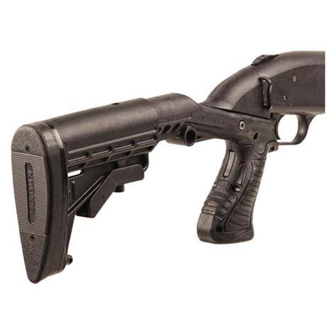 Blackhawk Specops Gen Ii Adjustable Shotgun Stock And Adjusting Cast Of Shotgun Stock