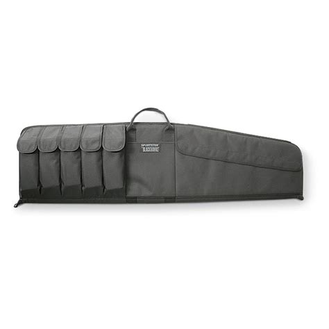 Blackhawk Sportster Tactical Rifle Case And Doskosport Double Rifle Case