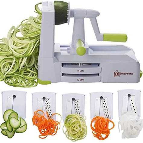 @ Blade Spiralizer Best Vegetable Maker Spiral Slicer .